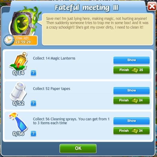 Fateful Meeting III
