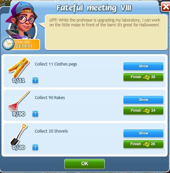 Fateful Meeting VIII