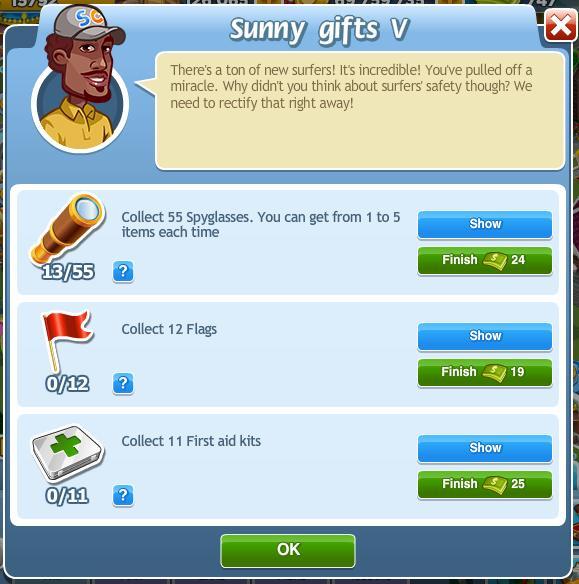 Sunny gifts V
