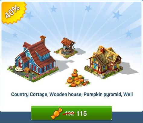 Country-cottage-Wooden-house