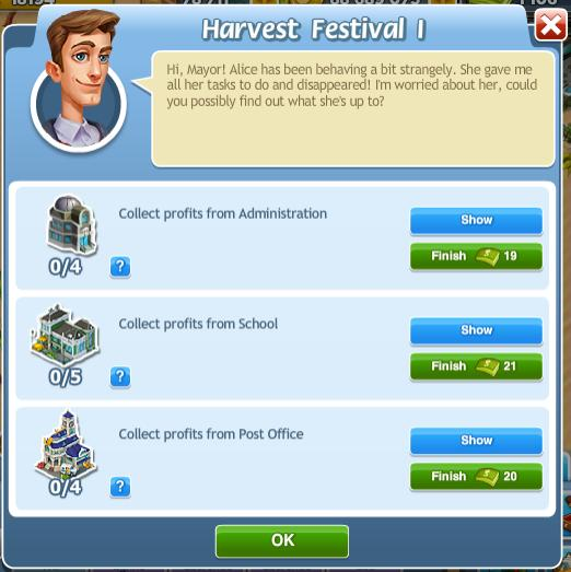 Harvest Festival I