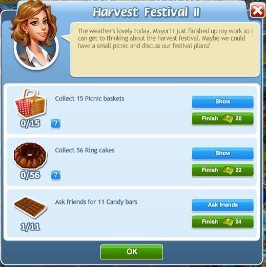 Harvest Festival II
