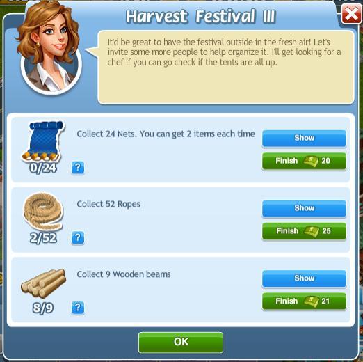 Harvest Festival III