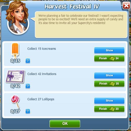 Harvest Festival IV