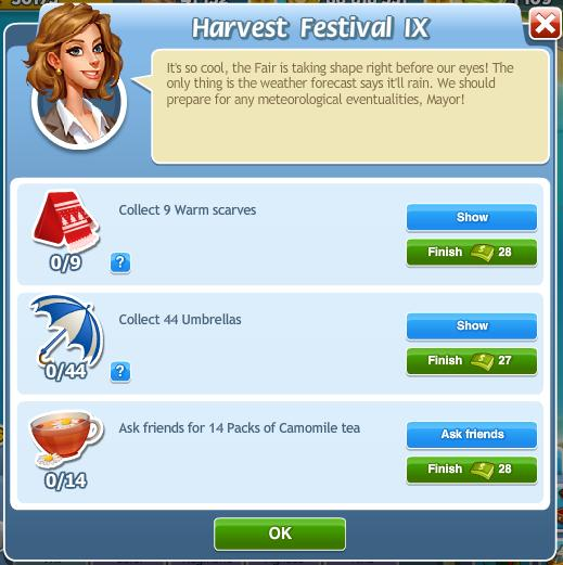 Harvest Festival IX