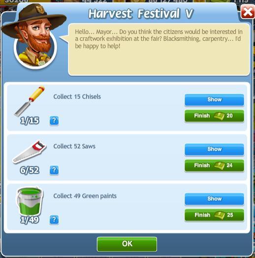 Harvest Festival V