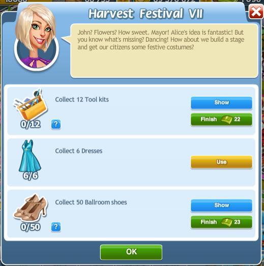 Harvest Festival VII