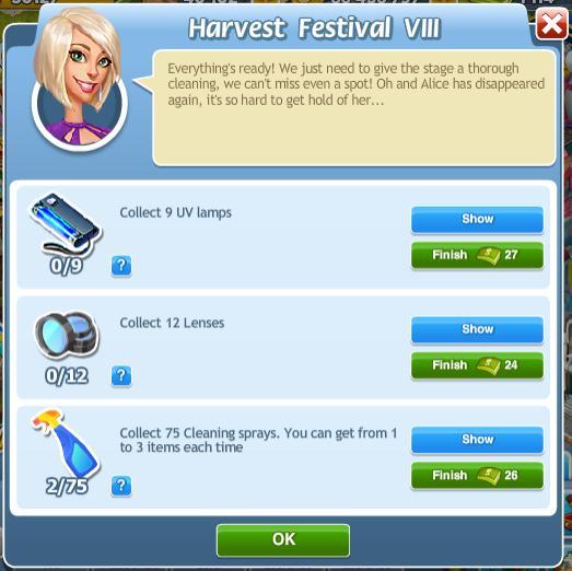 Harvest Festival VIII