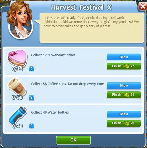 Harvest Festival X