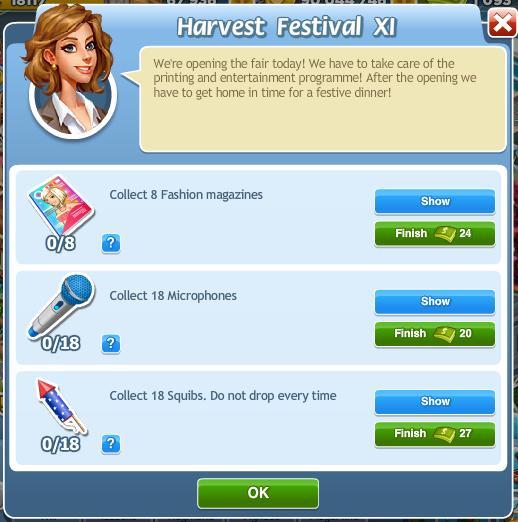 Harvest Festival XI