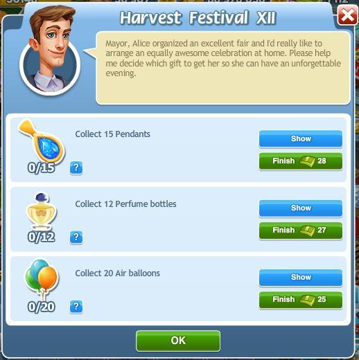 Harvest Festival XII
