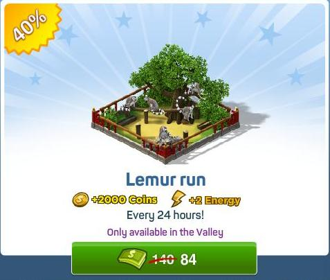 Lemur-run