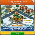 Secret Guest Quests