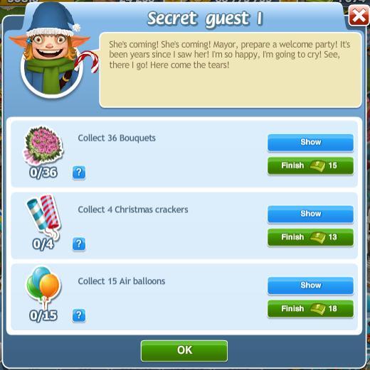 Secret guest I