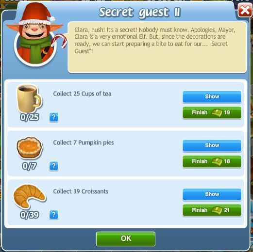 Secret guest II