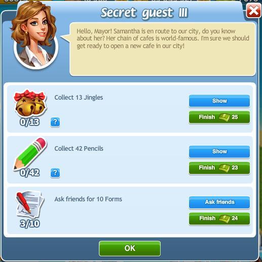 Secret guest III