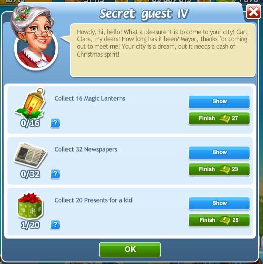 Secret guest IV