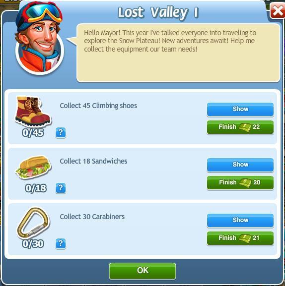 Lost Valley I