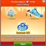 Lost Valley Rewards