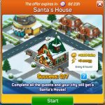 Santa's House 2017 Quests