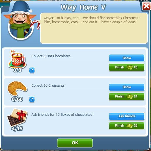 Way Home V