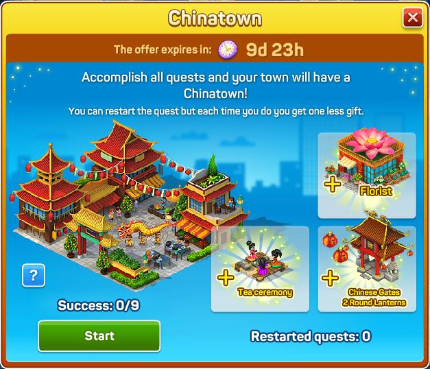 Chinatown Rewards