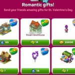 Romantic gifts set 3