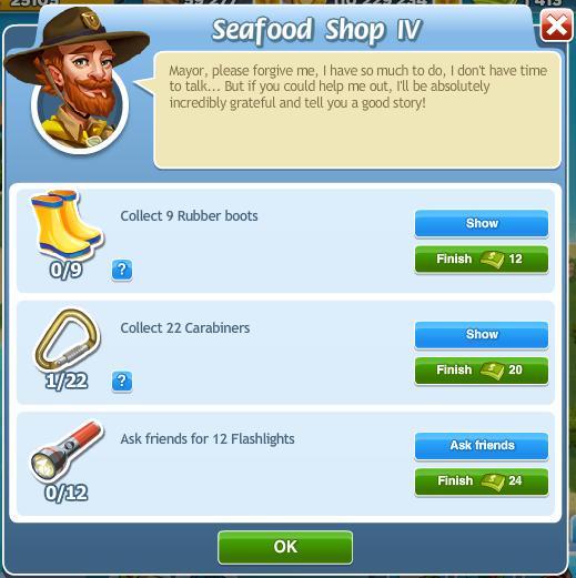 Seafood Shop IV
