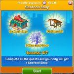 Seafood Shop Quest