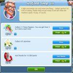 Seafood Shop VII