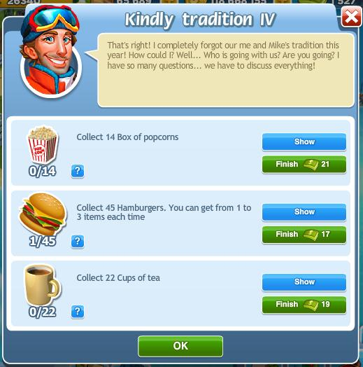 Kindly tradition IV
