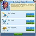 Sweltering sun VI