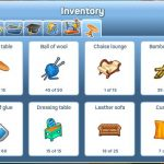 Furniture Factory Inventory 1