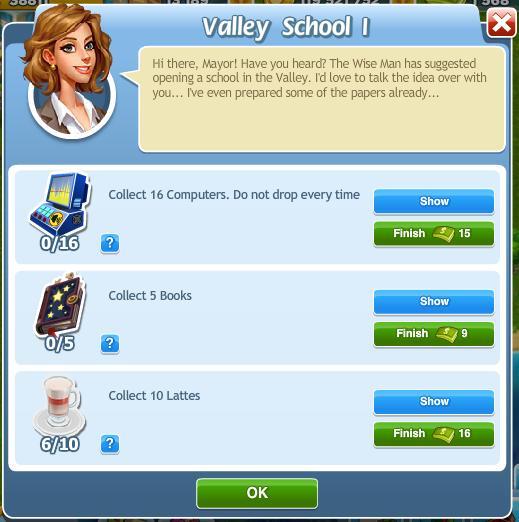 Valley School I