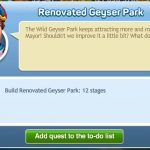 Renovated Geyser Park 0