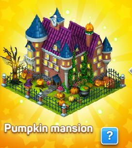 Pumpkin Mansion