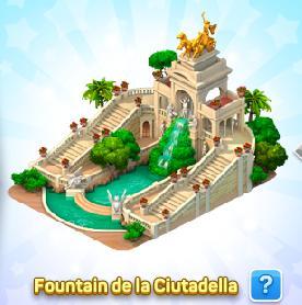 Fountain de la Ciutadella