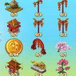 Lotus Towers Chest Rewards Set-2