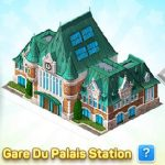 Gare Du Palais Station