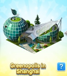 Greenopolis in Shanghai