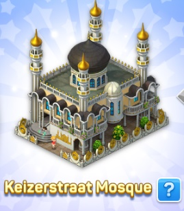 Keizerstraat Mosque