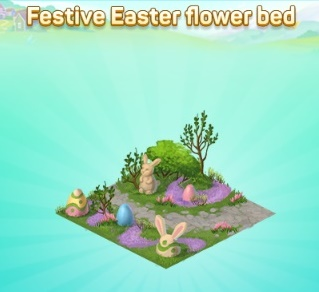 Festive-Easter-flower-bed