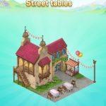 Street-tables